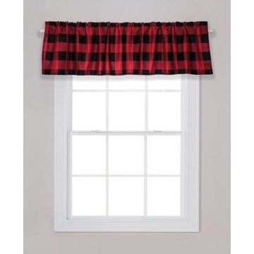 Trend Lab Buffalo Check Window Valance Bedding