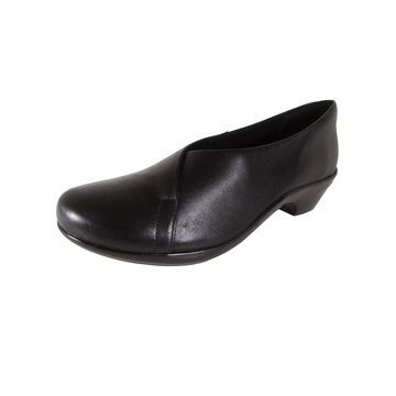 Aravon Womens 'Kitt Asym' Slip On Pumps