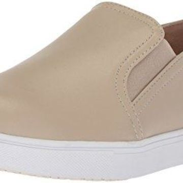 Propet Women's Nyla Loafer, Taupe, 12 4E US