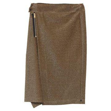 MAISON SCOTCH Midi skirt