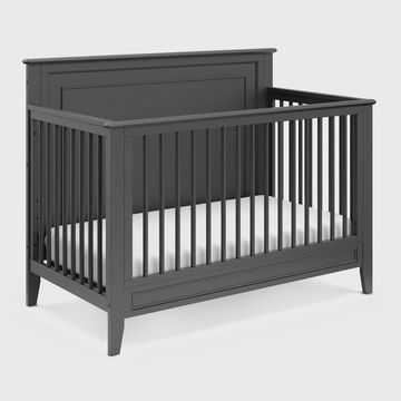 Storkcraft Solstice 4-in-1 Convertible Crib -