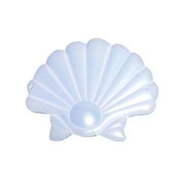 "Swimline Seashell 83"" Inflatable Swimming Pool Floating Island"