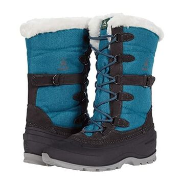 Kamik SnoValley 2 (Teal) Women's Cold Weather Boots