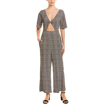 Minkpink Womens Twisted Cutout Jumpsuit