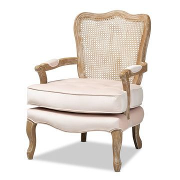 Baxton Studio Vallea Chair