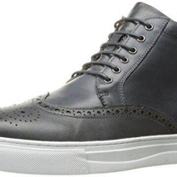 English Laundry Men's Calpham Fashion Sneaker, Grey, 9 M US