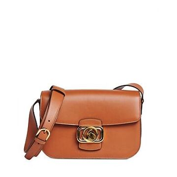 Lanvin Swan Medium Shoulder Bag