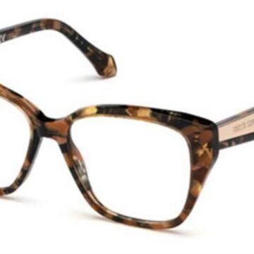 Roberto Cavalli RC 5083 055 Womenas Glasses Tortoiseshell Size 53 - Free Lenses - HSA/FSA Insurance - Blue Light Block Available