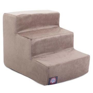 Majestic Pet Suede Pet Stairs