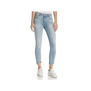 DL1961 Womens Margaux Skinny Jeans Ankle High Rise