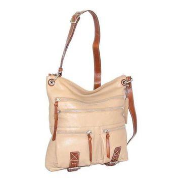 Nino Bossi Women's My My Honey Pie Crossbody Bag Sand - US Women's One Size (Size None)