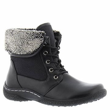 Wanderlust Womens Danette2 Leather Closed Toe Ankle Cold
