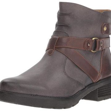Natural Soul Women's Quincy Ankle Boot