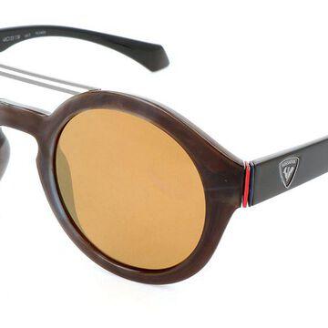 Rossignol R001 043.PLM Men's Sunglasses Brown Size 48