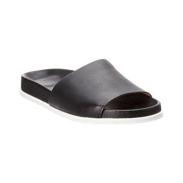 Gentle Souls Iona Leather Slide Sandal
