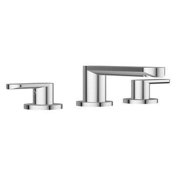 Jacuzzi MX878 Razzoa Widespread Bathroom Faucet - Includes Pop-Up Dr