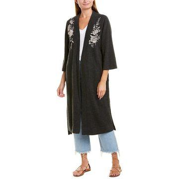 Johnny Was Cashmere Kimono