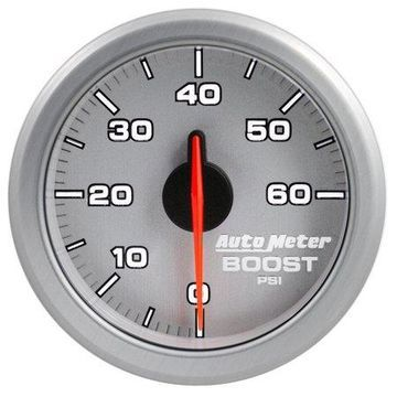 AutoMeter 9160UL AirDriver Boost Gauge