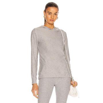 Beyond Yoga Day And Night Hoodie Sweatshirt in Silver Mist   FWRD