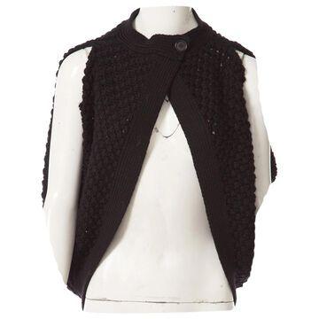 Vanessa Bruno Black Wool Knitwear