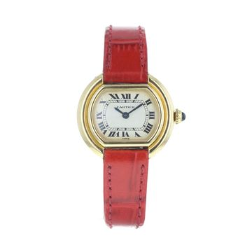 Cartier Red White gold Watches