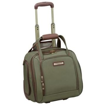 "London Fog Oxford Ii Softside 15"" Under-Seater Bag Luggage, Created for Macy's"