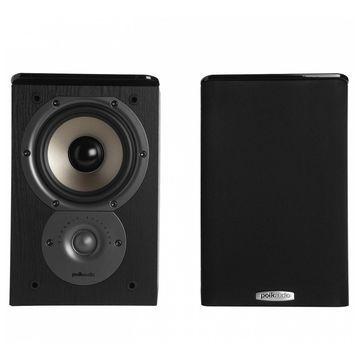 Polk Audio TSi100 2-Way Bookshelf Speaker with 5-1/4