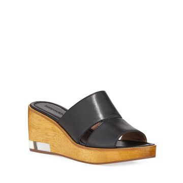 Kara Wedge Slide Sandals