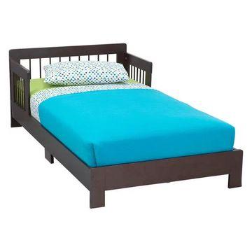 KidKraft Houston Toddler Bed, Espresso