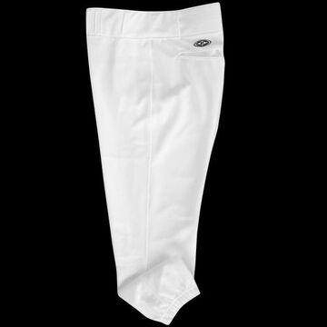 Easton Womens Easton Low Rise Pro Pants - Womens White Size S