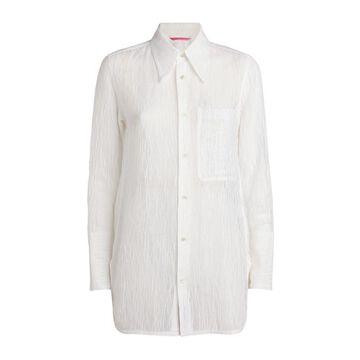 Yohji Yamamoto Cotton Sheer Shirt