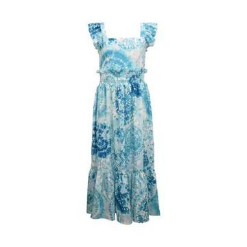 Bonnie Jean Girls' Girls 4-6X Tie Dye Maxi Dress - -