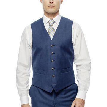Stafford Travel Medium Suit Vest - Classic Fit