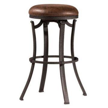 Hillsdale Furniture, Llc. Upholstered Barstool in Black