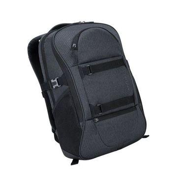 ''Targus Urban Explorer Backpack for 15.6-Inch Laptop, Charcoal (TSB898US)''