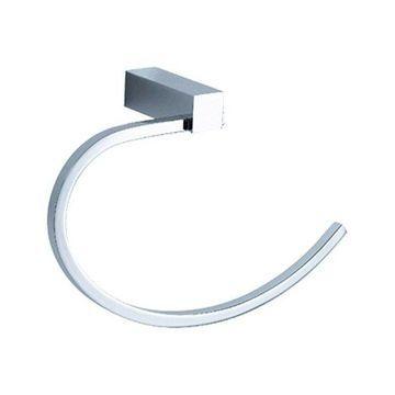 Fresca Ottimo Towel Ring, Chrome