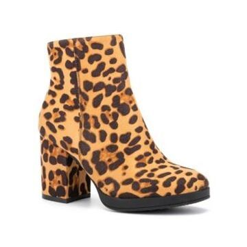 Olivia Miller 'Fly' Booties Women's Shoes