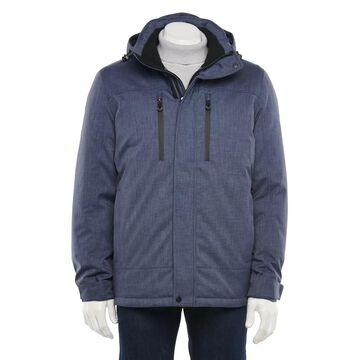 Men's ZeroXposur Heavyweight Stretch Hooded Jacket