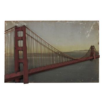 Sterling ''Golden Gate Bridge'' Wall Art