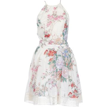 Zimmermann Ecru Cotton Dresses