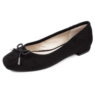 Rialto Womens Annalynne Fabric Square Toe Loafers