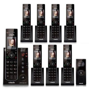 8 Handset Cordless Video Phone 8 Handset Cordless Video Phone