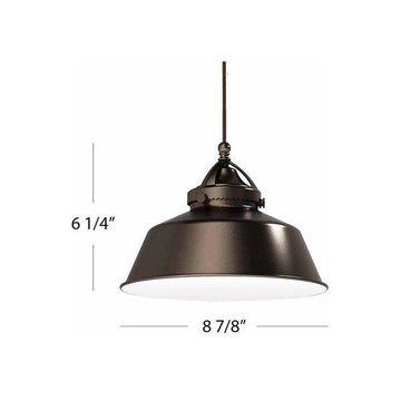 WAC Lighting MP-LED483 Wyandotte LEDme Monopoint Pendant