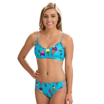 Women's Dolfin Strappy 2-piece Bikini Set