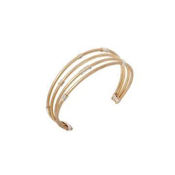 Robert Lee Morris Soho Women's Wire Wrap Cuff Bracelet