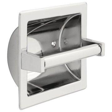 Delta Toilet Tissue Holder, Brass Chrome