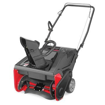 CRAFTSMAN SB210 21-in 123-cu cm Single-stage with Auger Assistance Gas Snow Blower with Pull Start | CMXGBAM1054538