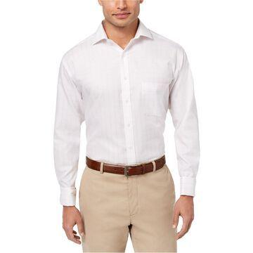 Tasso Elba Mens Non-Iron Button Up Dress Shirt