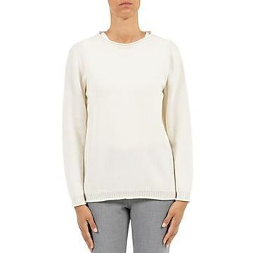Peserico Raw Edge Sweater