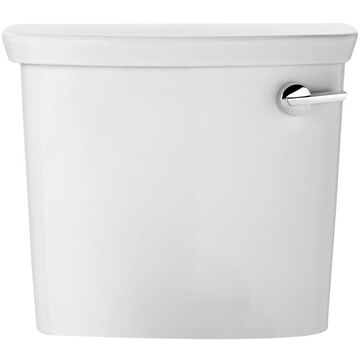 American Standard Edgemere White 1.28-GPF Single-Flush High Efficiency Toilet Tank   4385A105.020